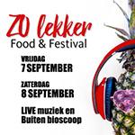 Zo Lekker - Food & Festival