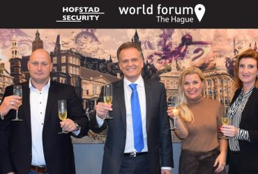 Hofstad Security en World Forum The Hague