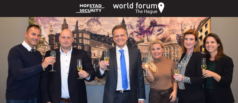 Hofstad Security en World Forum The Hague